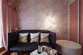 欧式风格奢华130平米婚房家装图片