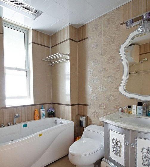 清新素雅风格 15款欧式卫浴挂件图_齐家网装修效果图