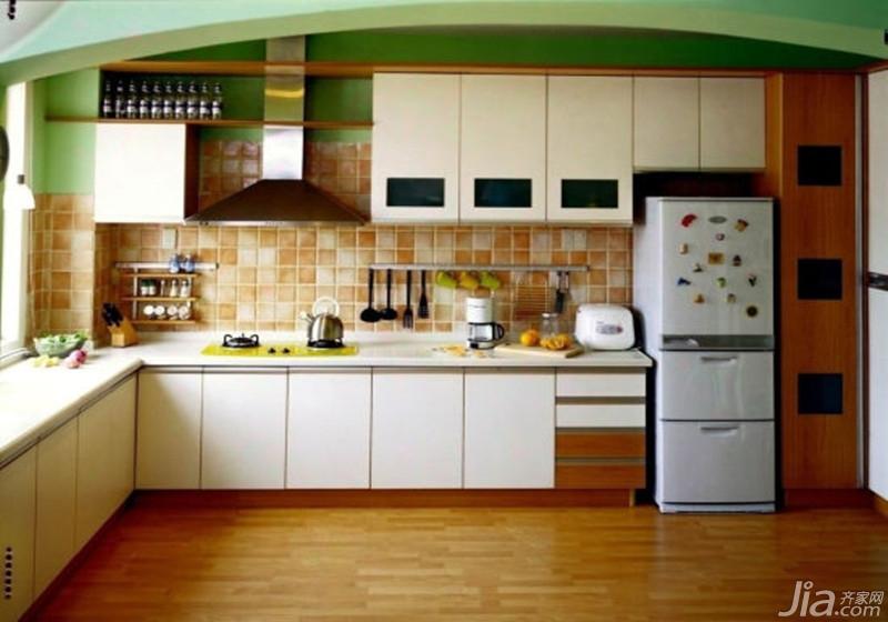 厨房装修20大技巧详解 轻松解决装修后患