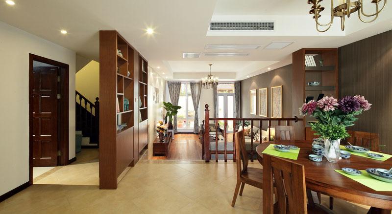中式风格别墅奢华设计图