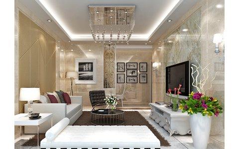 丁山 青海油田疗养院 装修效果图,室内设计效果高清图片