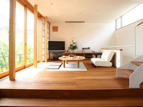 别具一格的大气 16款实木地台设计