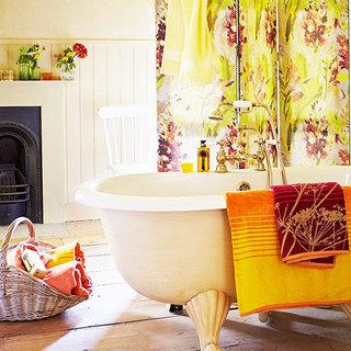 欧式风格大气浴缸图片
