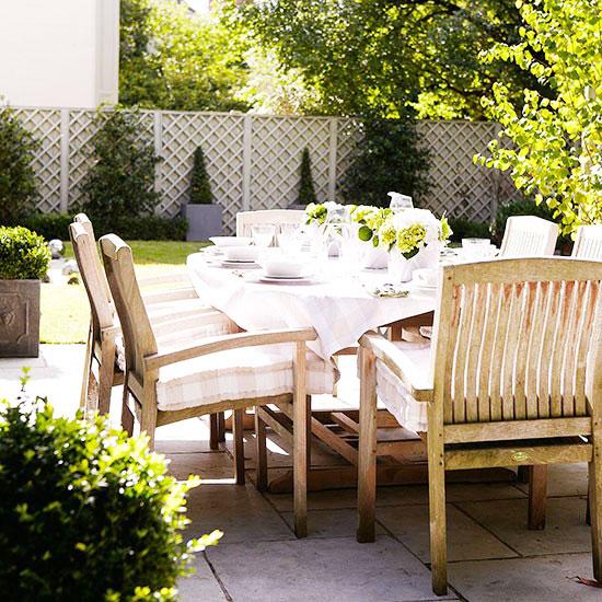简约风格简洁花园效果图