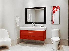 实用细节设计 16款简约卫浴挂件图片