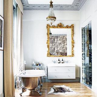 卫浴间瓷砖瓷砖效果图