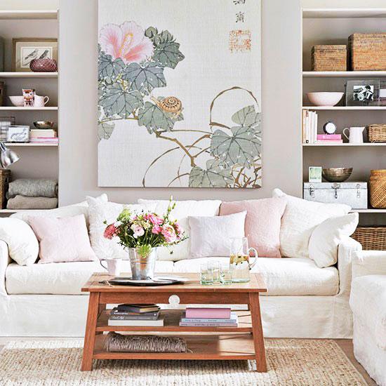 白色客厅沙发沙发图片