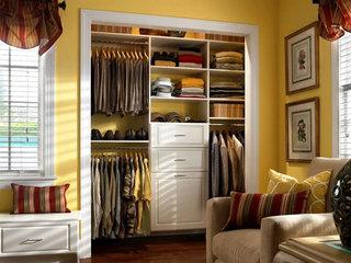 宜家风格实用衣柜设计