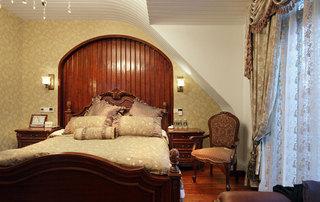 美式风格别墅古典设计图