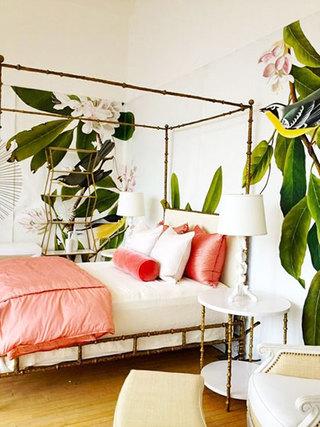 白色卧室壁纸壁纸图片