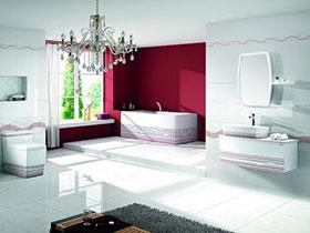 素雅卫浴间设计 17张白色洗手台效果图