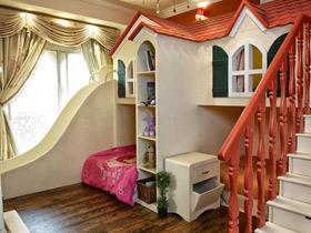 创意无限 17款创意儿童床设计_齐家网装修效果图图片