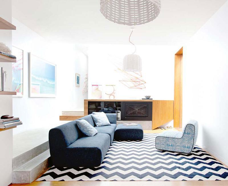 简约风格简洁沙发图片