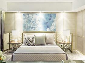 省钱装饰妙法 16款卧室装饰画图片