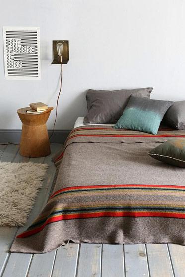 简约风格简洁卧室装潢