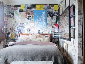 清新宜人卧室 17款清新卧室背景墙设计