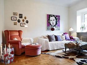 森女之家 7万装46平温馨单身公寓