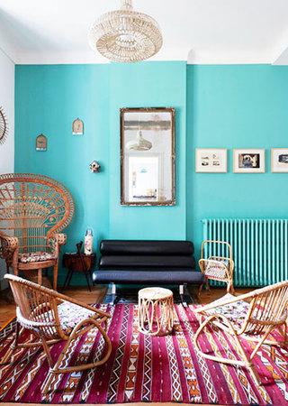 简约风格客厅客厅过道装修效果图