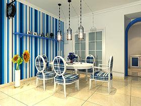 15张壁纸餐厅背景墙图片 简洁时尚