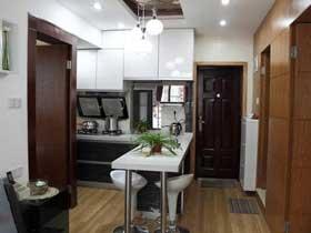 68平休闲美式公寓装修 很舒适的设计形式