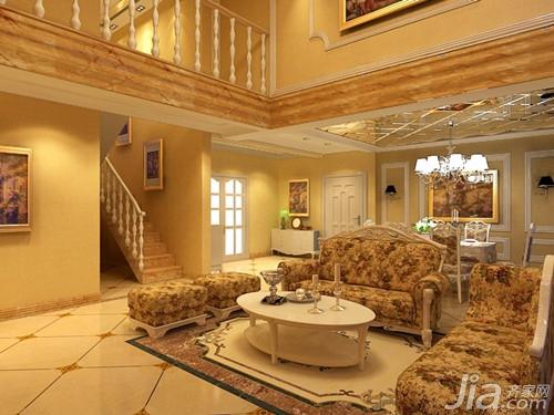 一般别墅客厅挑空过高,设计师应该先解决具体做法是采用体积大,样式图片