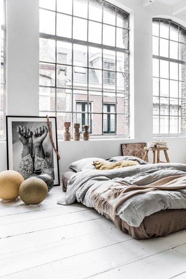 大空间卧室设计