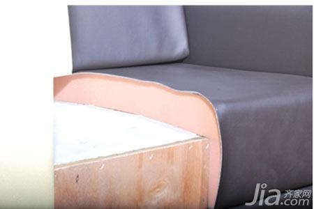 可丽可莱单人皮沙发 商用家用两相宜