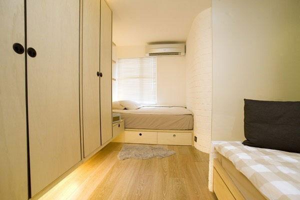 现代简约风格一居室小清新40平米装修图片-您正在访问第5页 装修效果