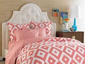 浪漫欧式风 16款床头软包效果图