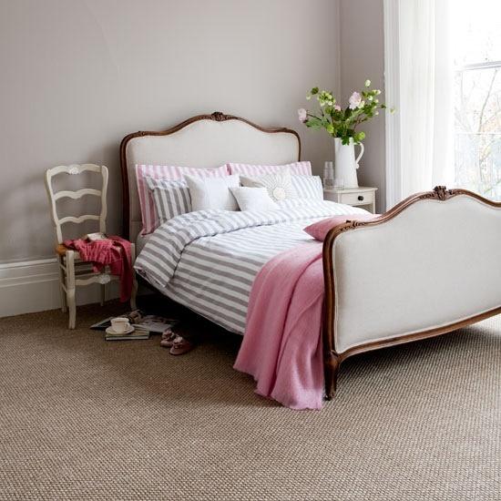 粉色女孩卧室效果图