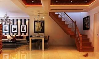 楼梯过道效果图