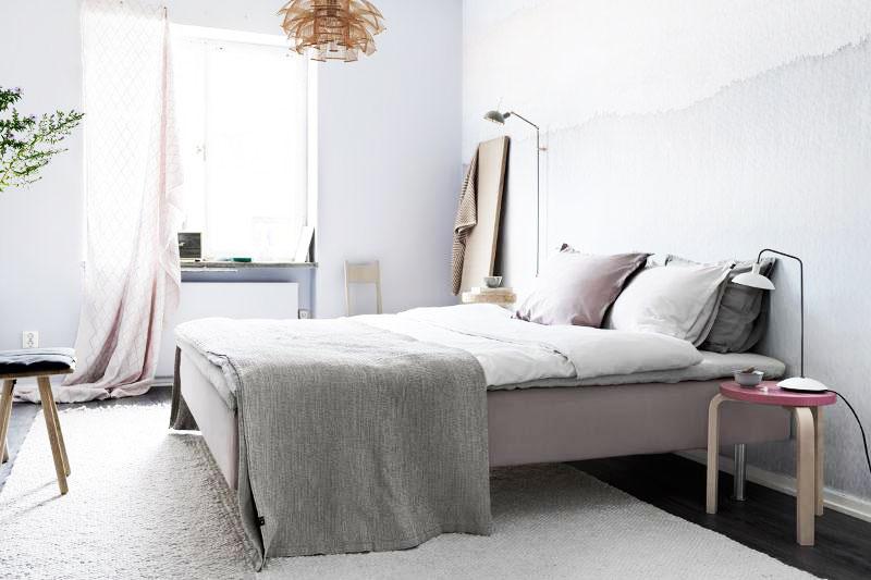 欧式简约风格装修效果图 可爱卧室装修效果图