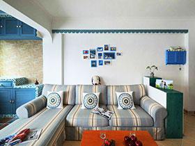 13张客厅隔断墙效果图 助你明晰家的功能分区