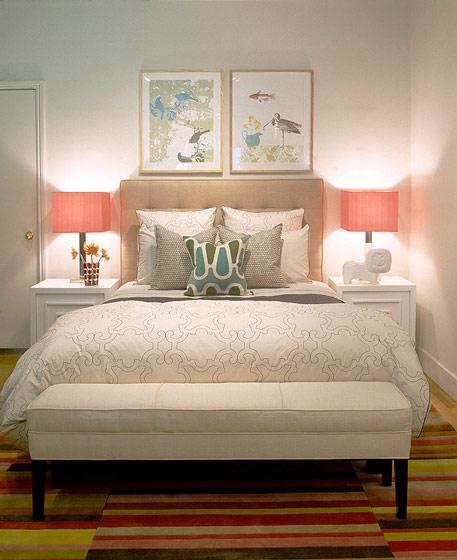 可爱欧式卧室效果图