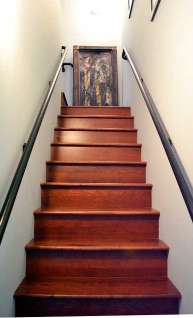 楼梯过道设计图