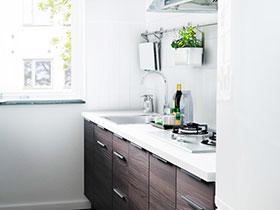給廚房來點創意 15款宜家廚房設計