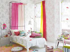 浪漫铁艺元素 16款铁架儿童床图片