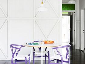 時尚簡潔之美 17款餐廳吊燈設計