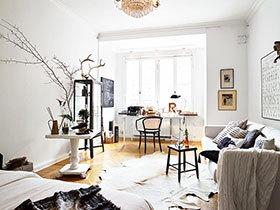 最简洁客厅 13款北欧风格挑大梁