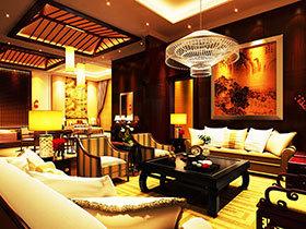 15款中式客厅吊灯 点亮大气典雅家