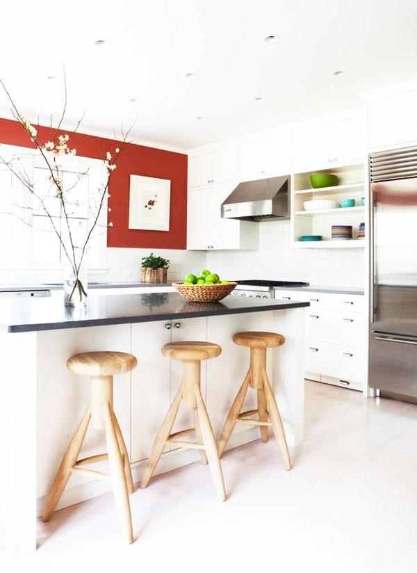 厨房灯具装修效果图