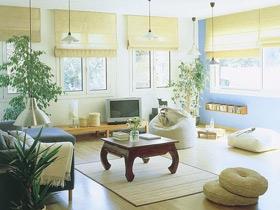 休闲文艺日式公寓 随心所欲的空间