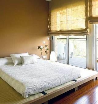 日式榻榻米床设计效果图