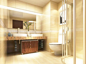 打造个性收纳 12张浴室柜设计图