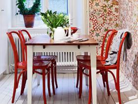 小清新北欧田园风公寓效果图 文艺女最喜欢的家