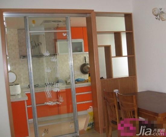 厨房移门装修效果图欣赏