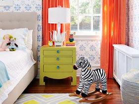 点缀舒适卧室环境 14款清新床头柜效果图