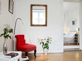 清新甜美北欧风 小户型公寓效果图