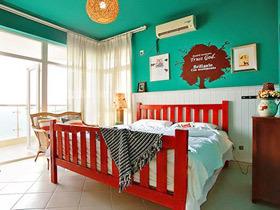 打造清新卧室 14款卧室吊顶设计图