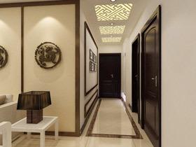 明亮宽敞过道 15款中式走廊设计图